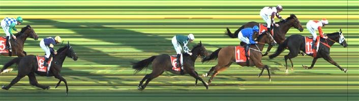 CAULFIELD Race 8 No. 4 Cliffs Edge  Result : 2nd at SP $9.00. Lead and had them chasing on the turn as held a couple of length lead though couldn't hold out the favourite and went down by under a length. Good effort. Outcome -0.63 Units.  CAULFIELD Race 8 No. 9 Kenedna  Result : Unplaced at SP $18.00. Always out the back, never a winning hope. Outcome -0.29 Units.