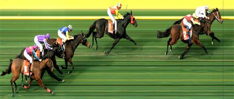 MOONEE VALLEY Race 5 No. 5 Spirit Of Valor  Result : Unplaced at SP $4.80. Settled towards the tail of the six horse field. Under pressure from the 500m mark and finished towards the tail of the field. Outcome -1.32 Units.