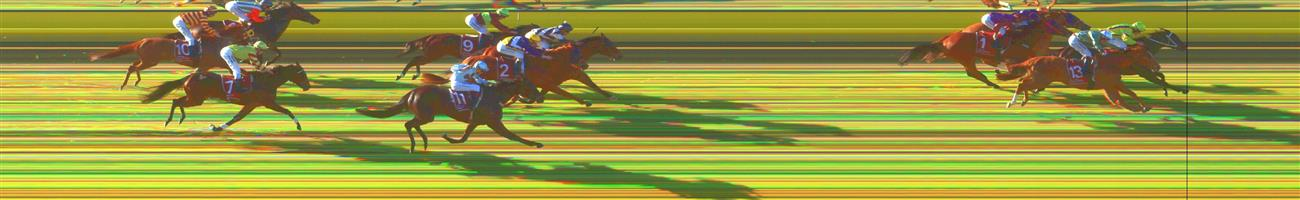 WARRACKNABEAL Race 8 No. 5 Once Upon A Dream  Result : 3rd at SP $6.50. After settling behind the leaders on the rails, kept to the inside and the gap opened at the top of the straight which it took up, held the lead briefly but ran down in the final 50m to finish in third. Outcome -0.91 Units.