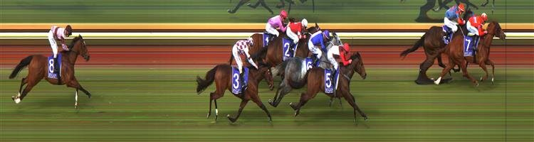 🏆🏆🏆🏆🏆🏆 TATURA Race 4 No. 7 Double The Magic  Result : 1st at SP $8.00, Best Tote $10.50, Betfair SP $10.48. Settled behind the leader on the rails and on the turn was looking for clean air which it got entering the straight and then went up challenged and overtook the leader to claim victory. Outcome +5.53 Units.  TATURA Race 4 No. 8 Stratumiss  Result : Unplaced at SP $12.00. Always out the back and never a winning hope. Outcome -0.45 Units