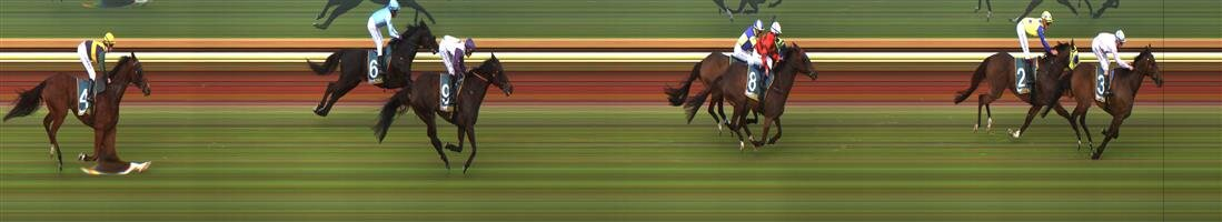 🏆🏆🏆🏆 TATURA Race 7 No. 3 Reserve Street  Result : 1st at SP $2.50, Best Tote $2.70, Betfair SP $2.92. Settled in fourth, one off the rails. On the turn, made its move, got on the outside and was going much the better in the straight and claimed victory. Outcome +4.05 Units.