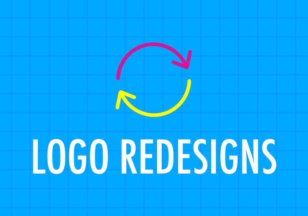 Logo Redesigns (2016)