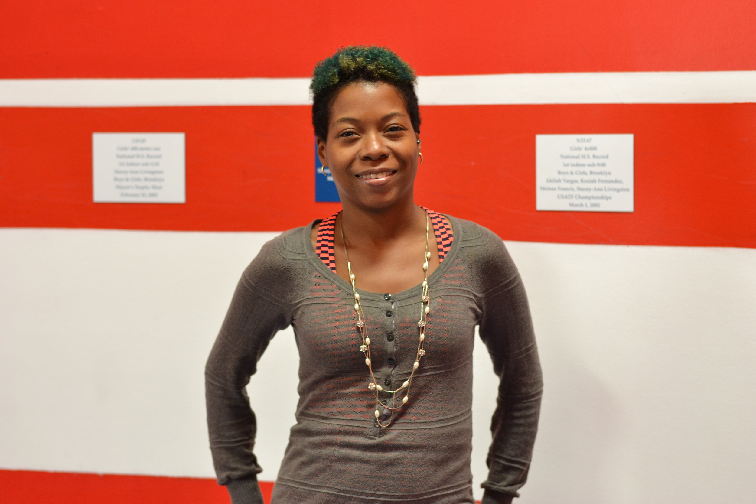 Davina Thrower  College Admissions Counselor