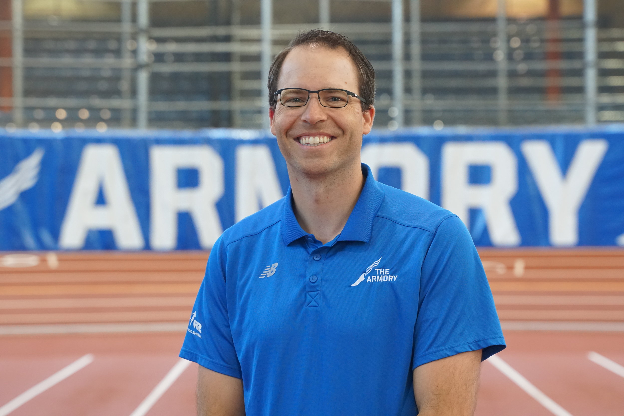 Aaron Robison  Manager of College Track & Field / Track Finance