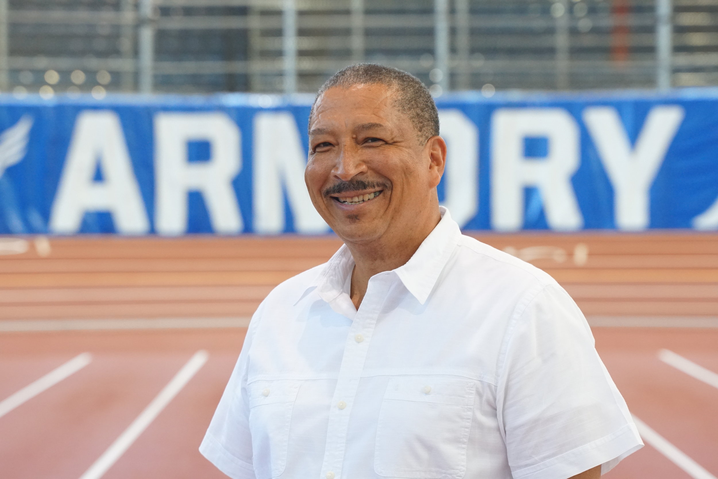 Bassett W. A. Thompson  Director of Track and Field