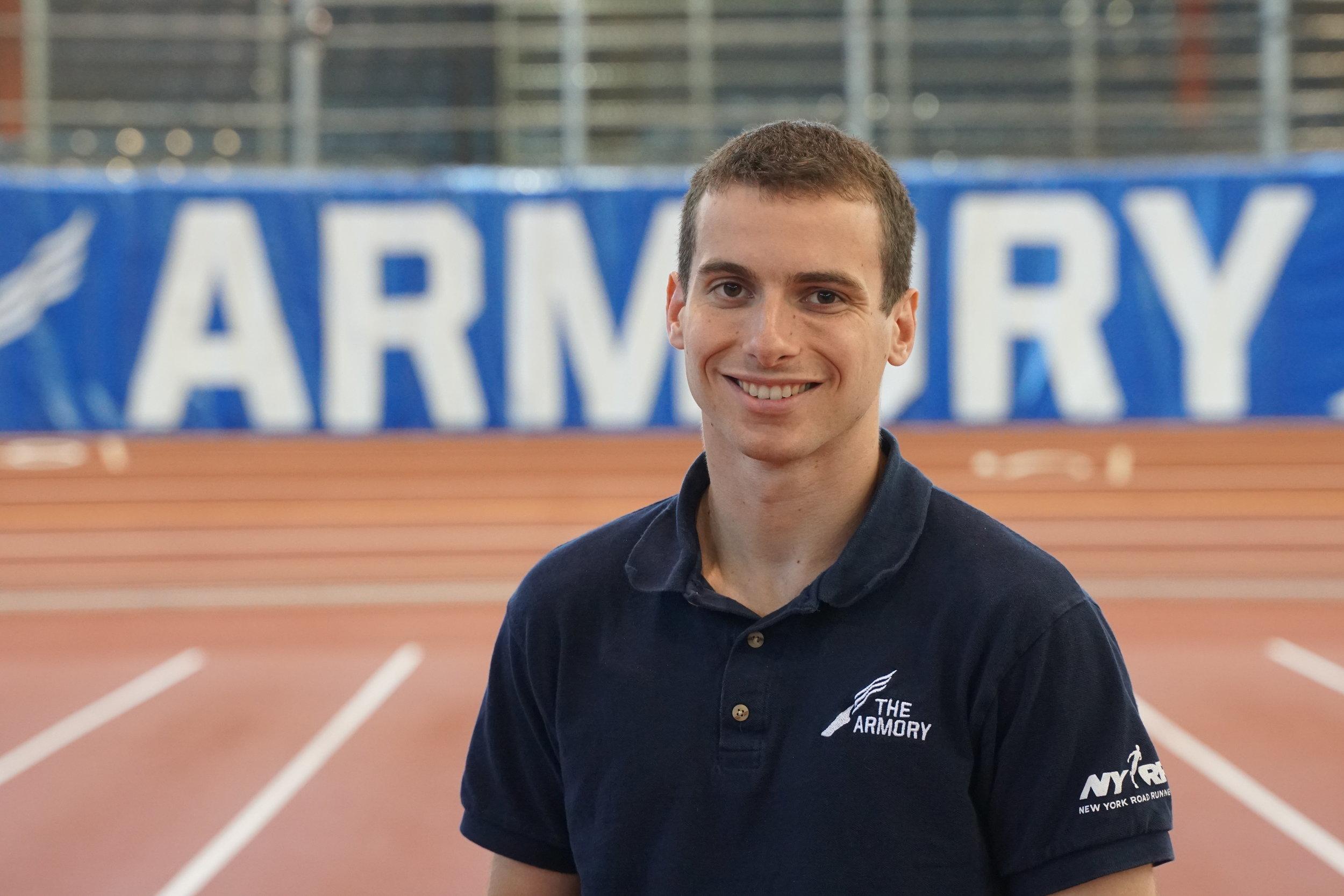 Owen Mittenthal  Track & Field Editor
