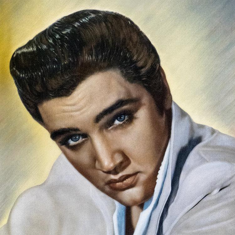 Iconic Elvis