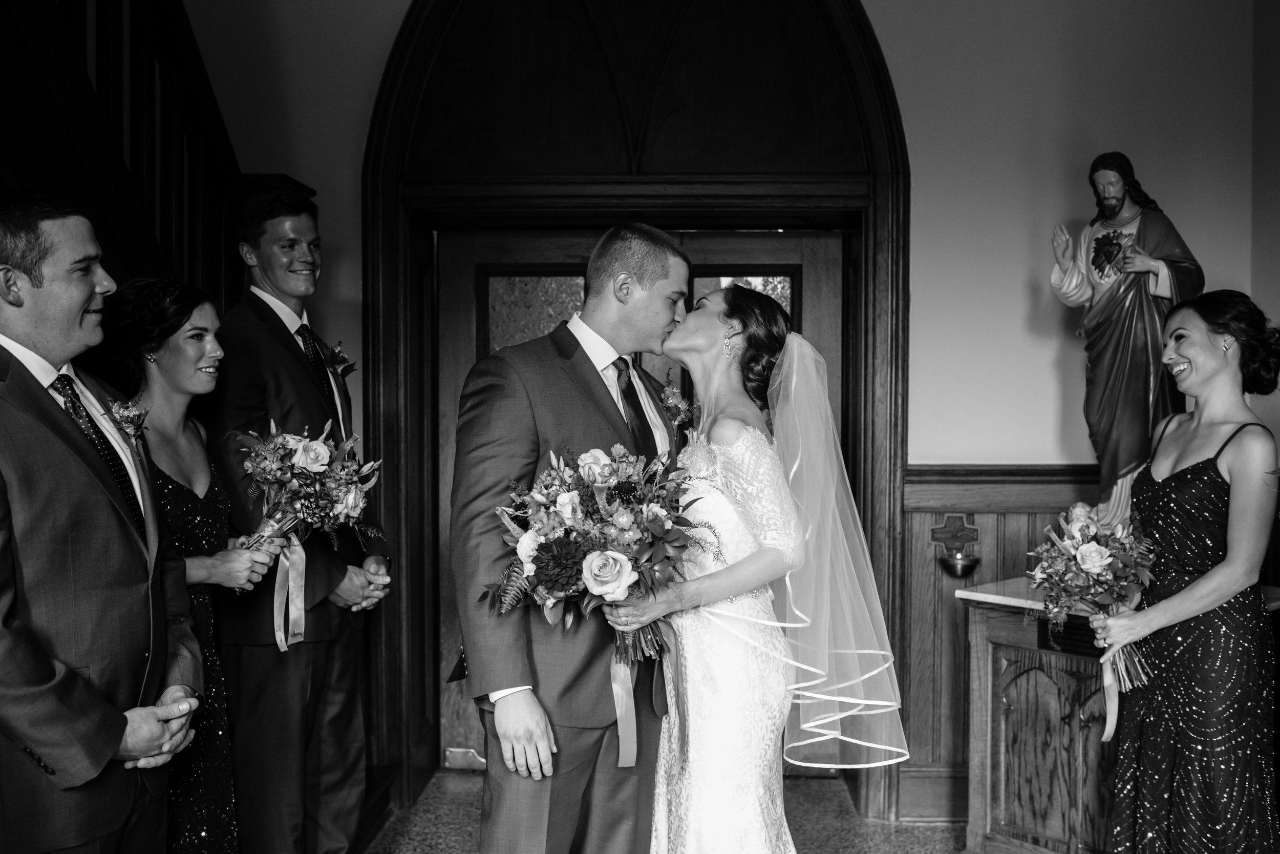 Catholic Church Wedding Photographers