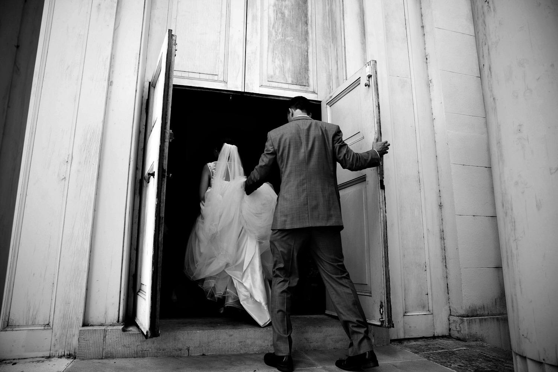 Monumental Church Wedding Richmond VA Photographer
