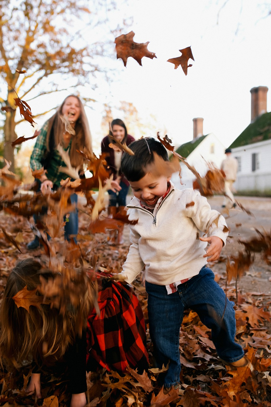 What to do visit Colonial Williamsburg in the fall