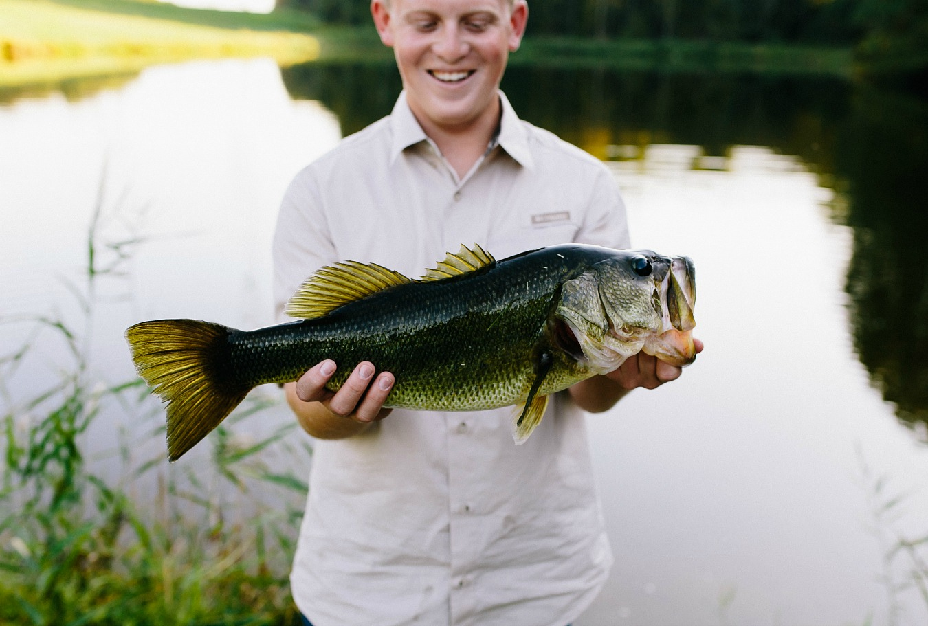 Bass Fisherman & Outdoor Photographers in Virginia & The South