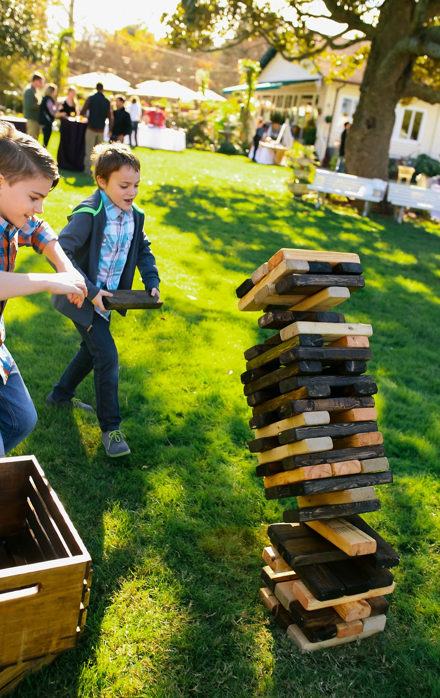 Outdoor Games Ideas for Events & Parties
