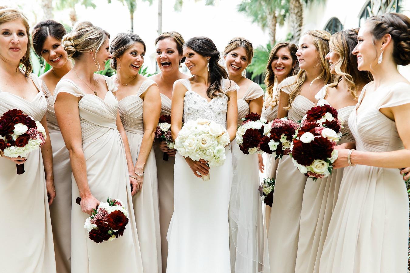 Omni Orlando Florida Wedding Photographers