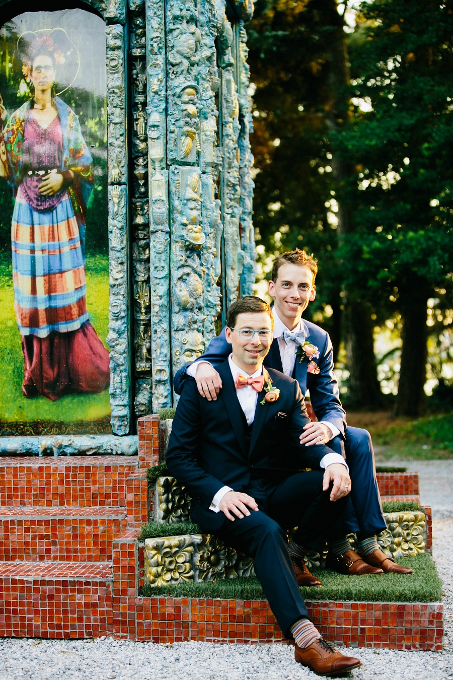 Sam Sex Gay Wedding Photographer NYC Couple
