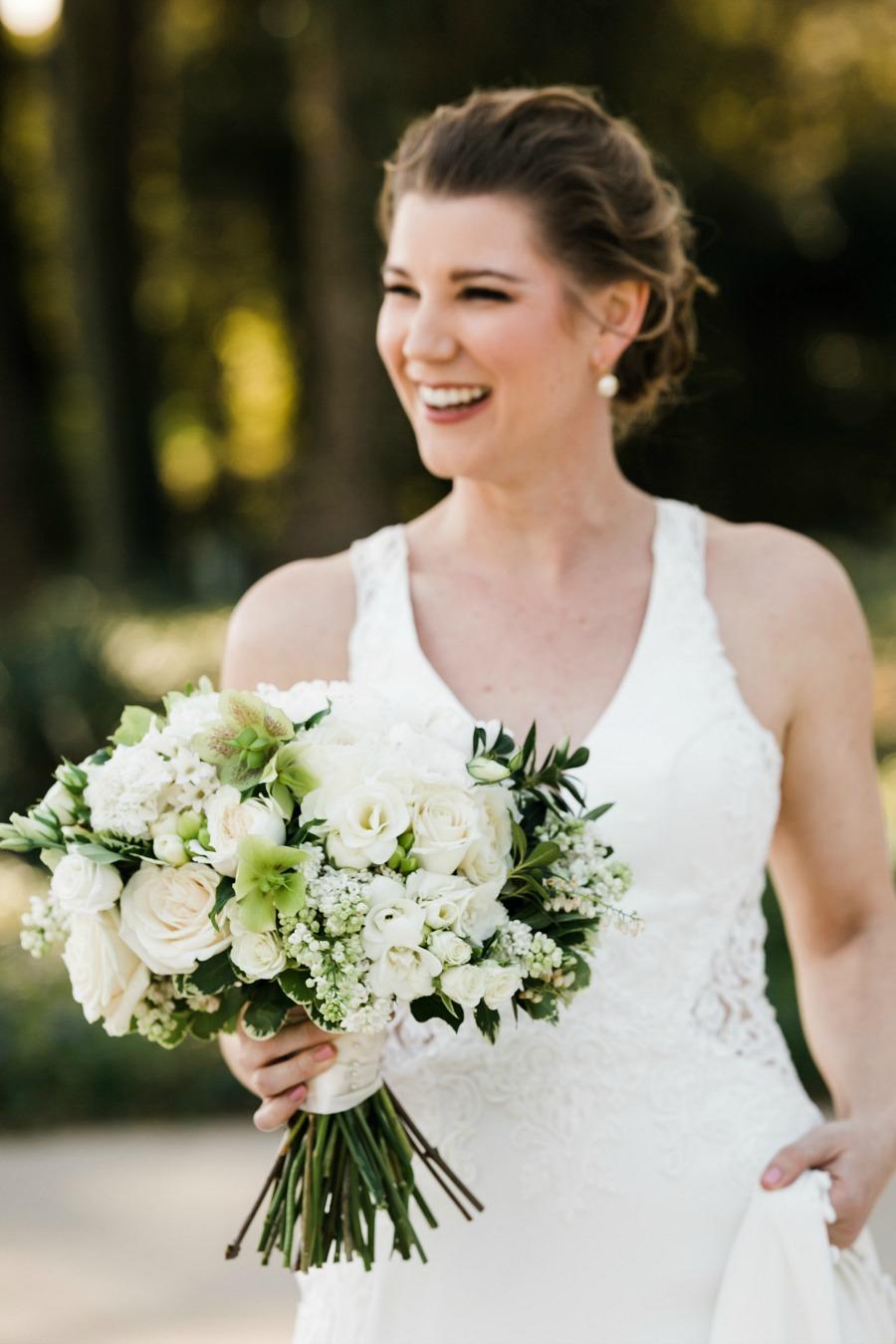 Studio Posy Classic Spring Bridal Bouquet