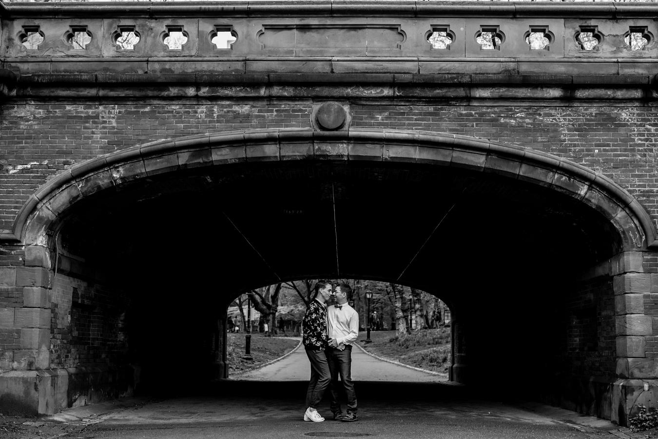 Gay Wedding Photographers in New York City & Philadelphia