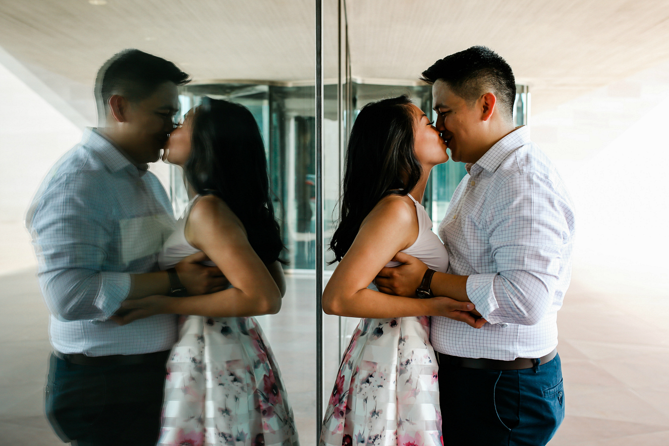 Where to go for your engagement session in Washington DC & VA