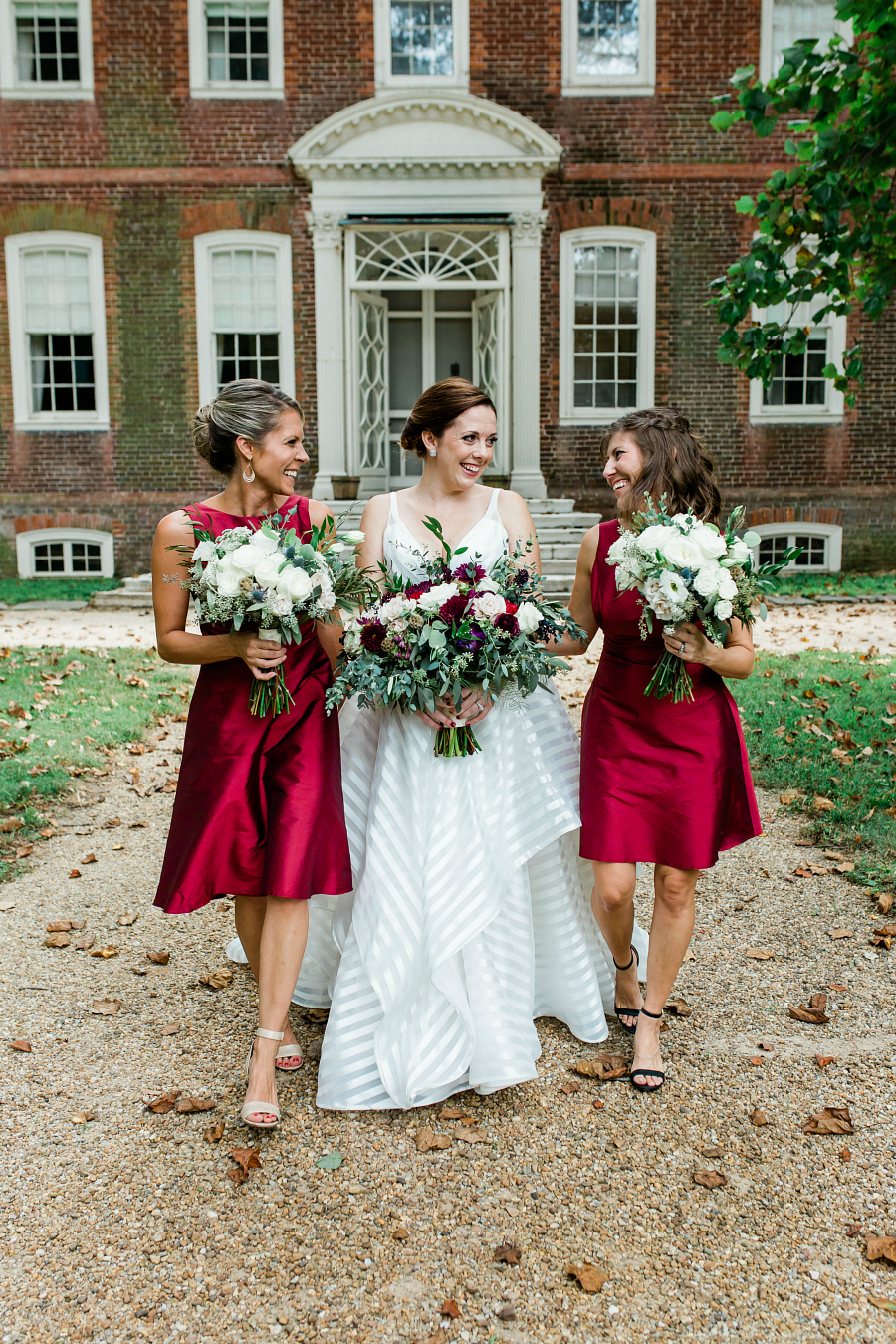 Alfred Sung Bridesmaids Dresses