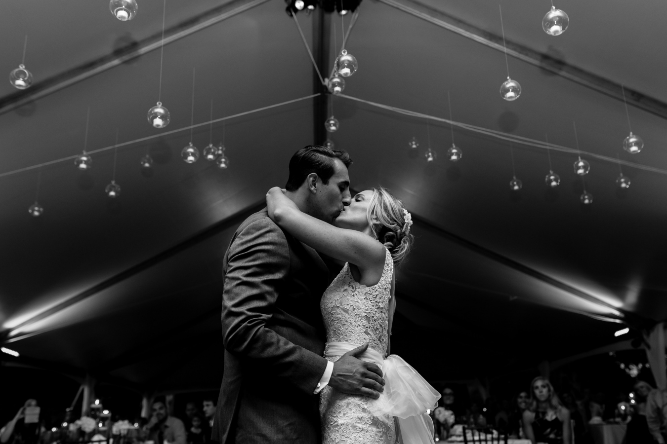 First Dance Under Lanterns