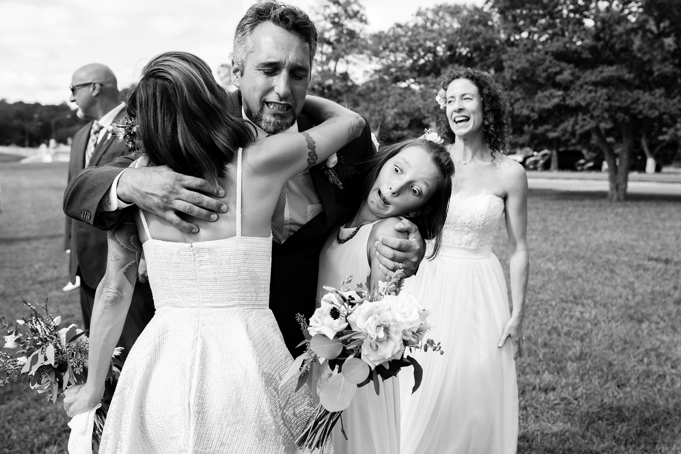 Best Wedding Day Moments
