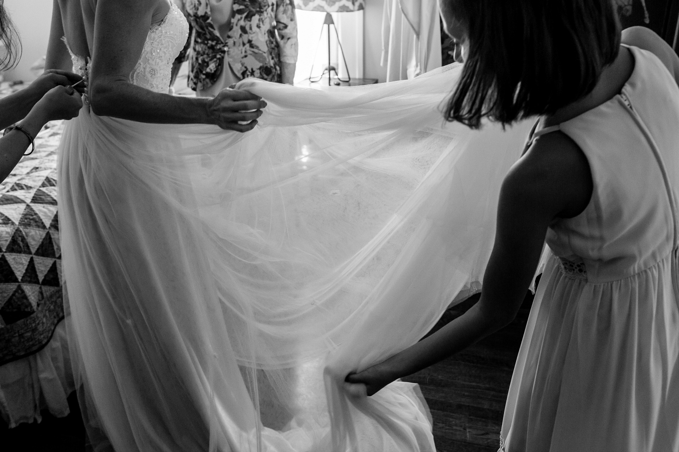Weddings at Home Photographers