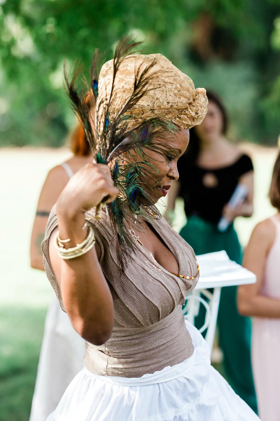 Dance for Oshun Folklore Dance
