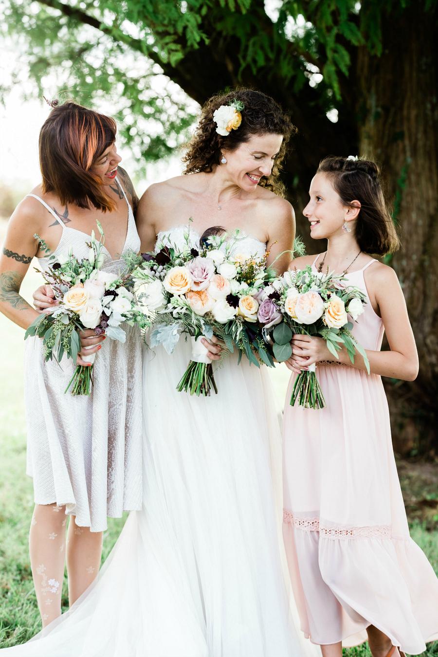 Pastel Wedding Palette for Wedding Day