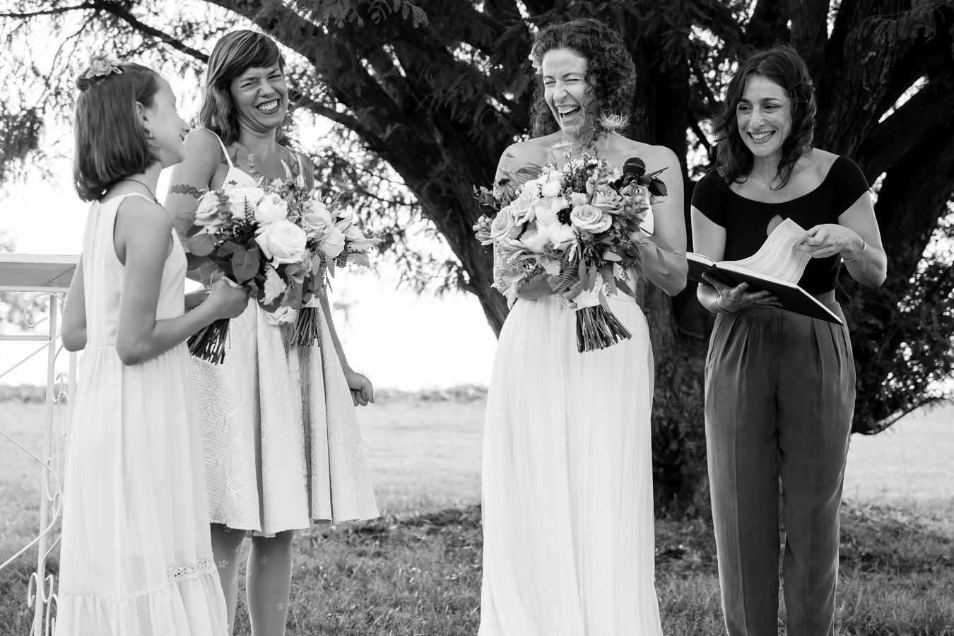 Family Vows Ideas for Stepfamilies Wedding Day
