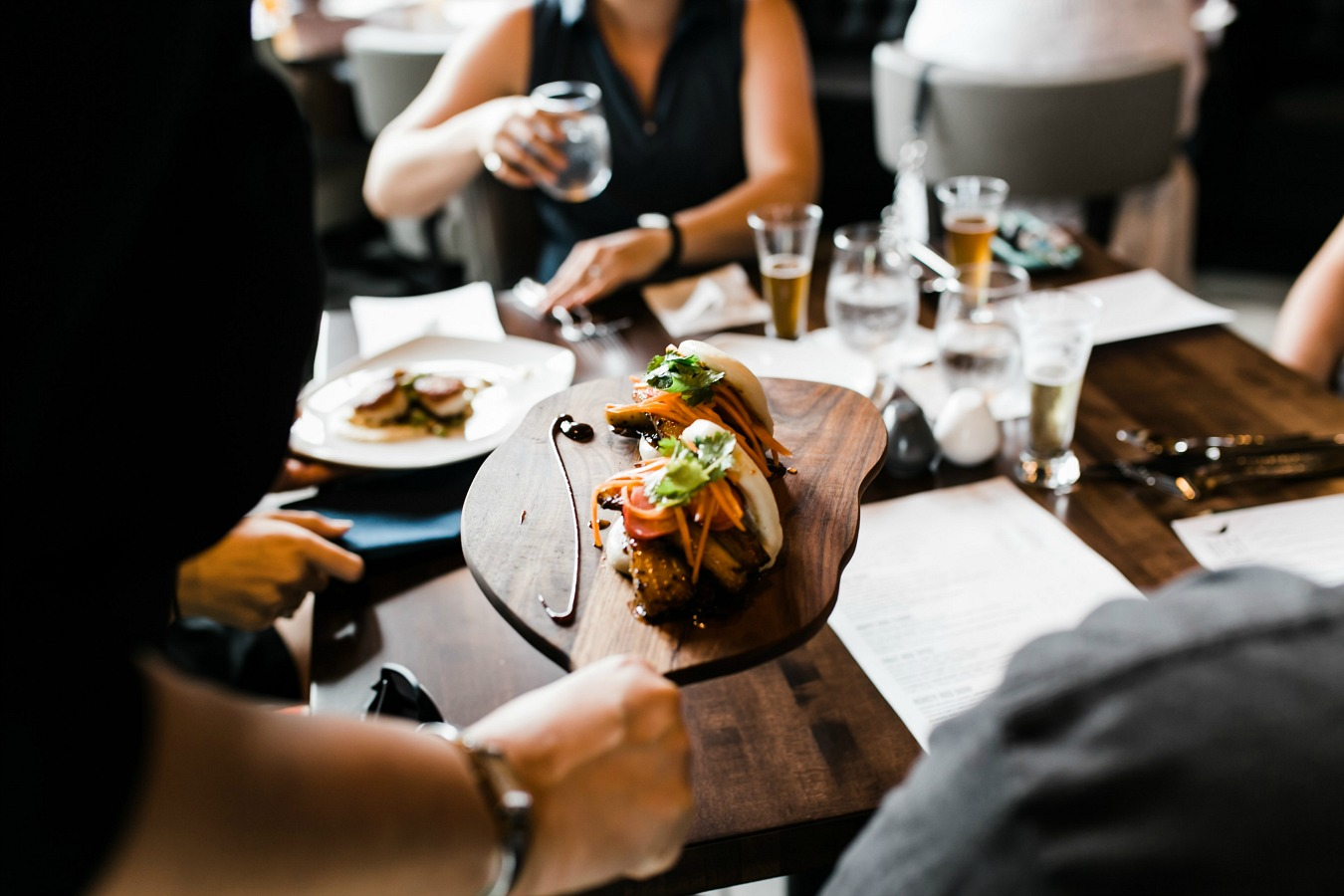 Documentary Restaurant and Food Photography