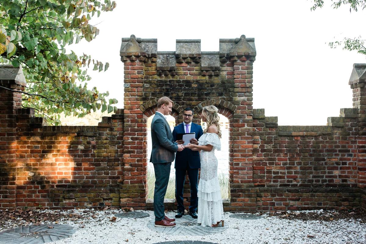 Intimate + Private Wedding Ceremony Ideas