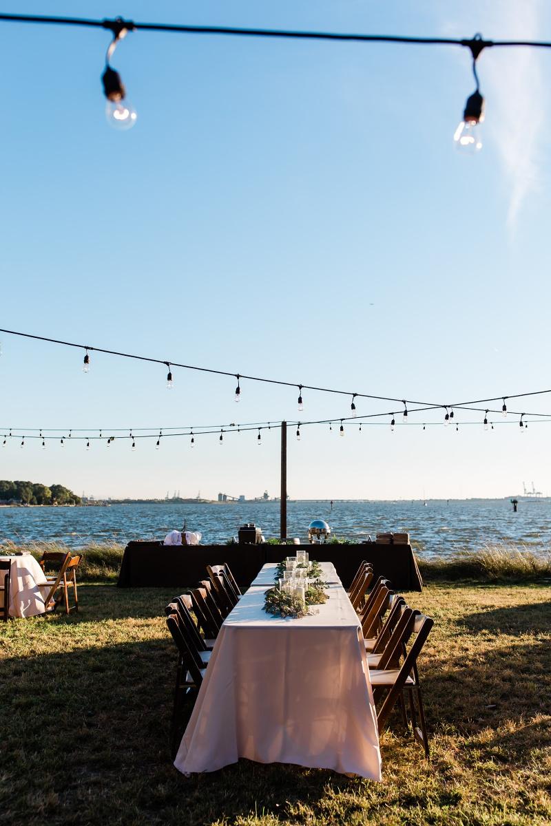 Coastal Wedding Day Inspiration