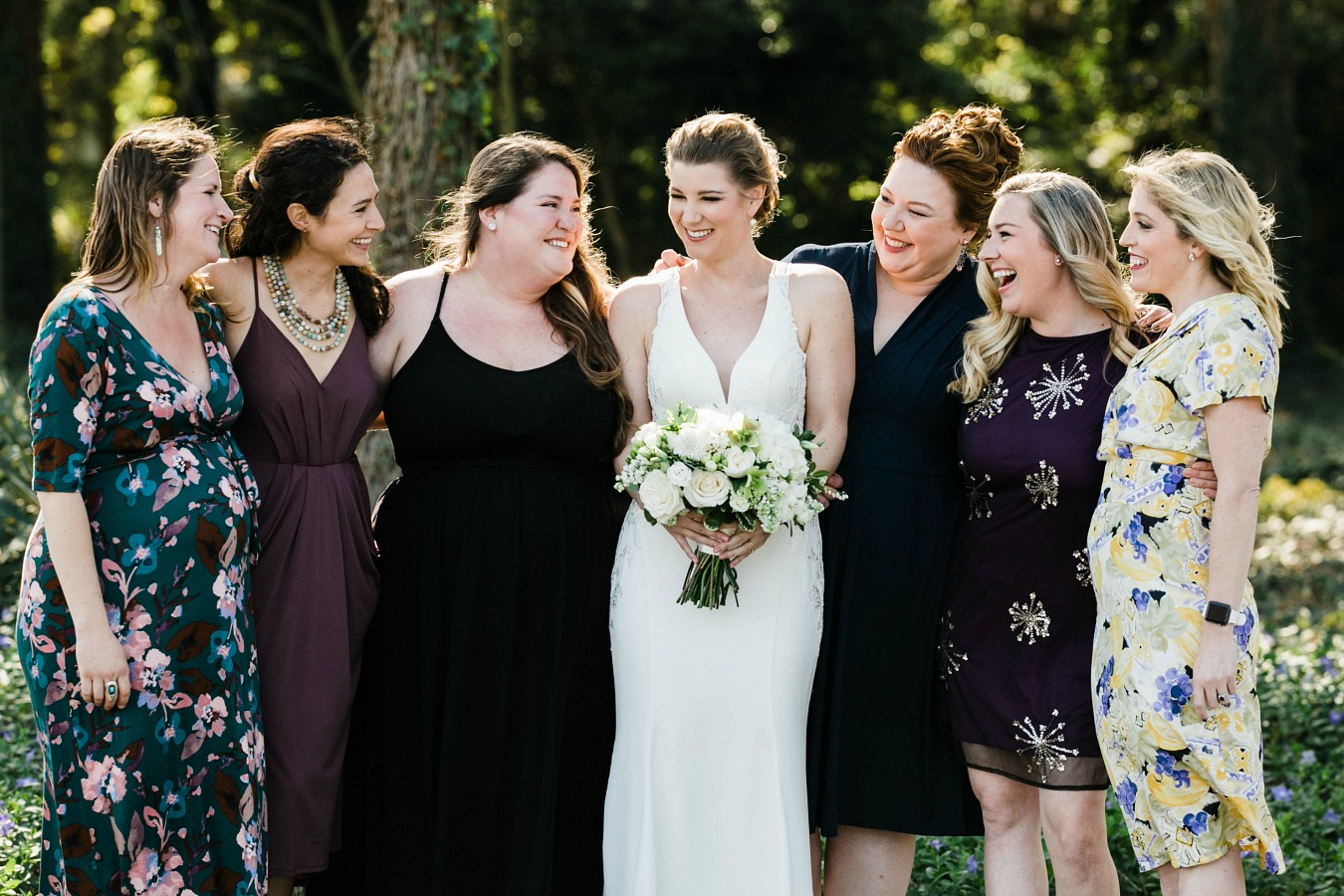 2020 Wedding Trends: No Bridesmaids