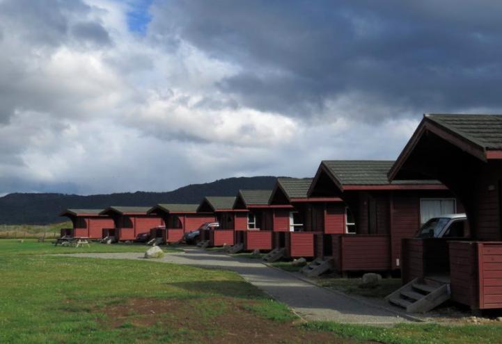 Borland Lodge quiet