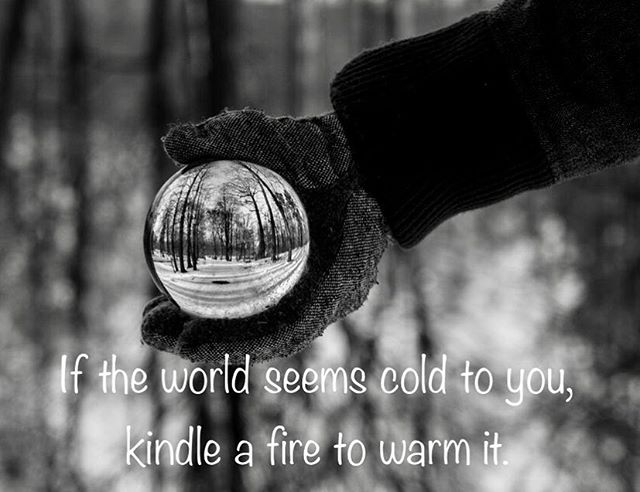Just some encouragement to those of us living in single digits these days. Kindle a fire. Warm your hearts (and your noses). Visualize warm places. #LucyLarcom #zimzumcc #zimzumconsultingcollaboration #lifeguidance #lifecoach #aba #counseling #behaviortherapy