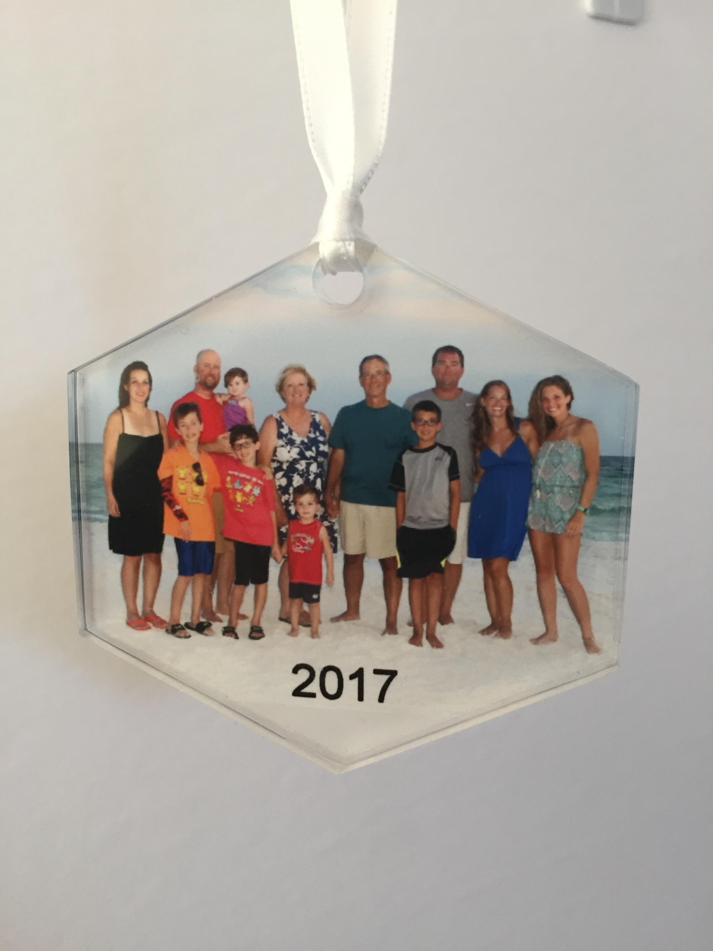 Acrylic Ornaments -