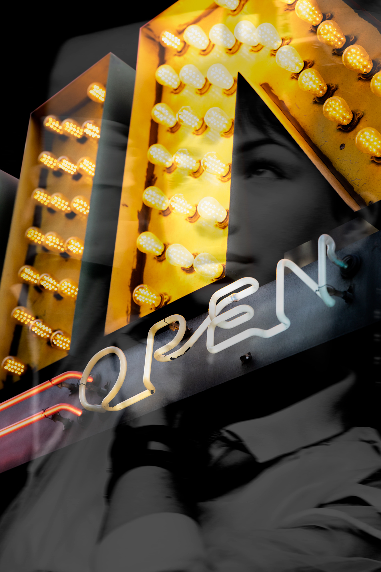 Open, 2018. Edition of 6.