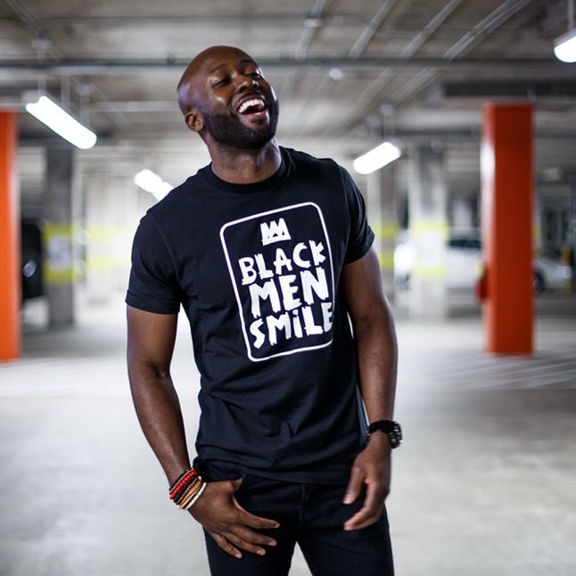 Photo via Black Men Smile