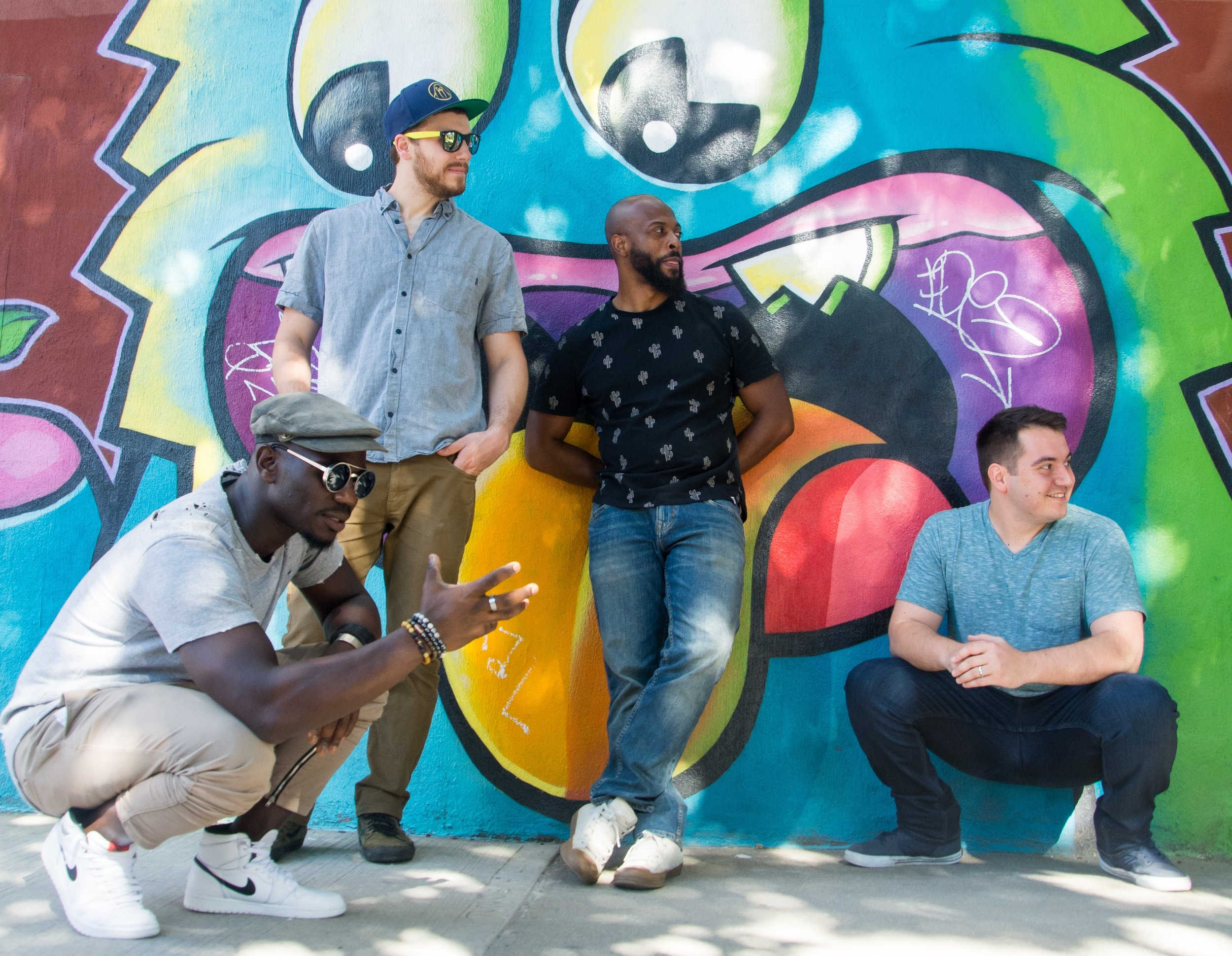 TAUK will also be on stage at Waterloo Music Festival. Photo by Soul Vision