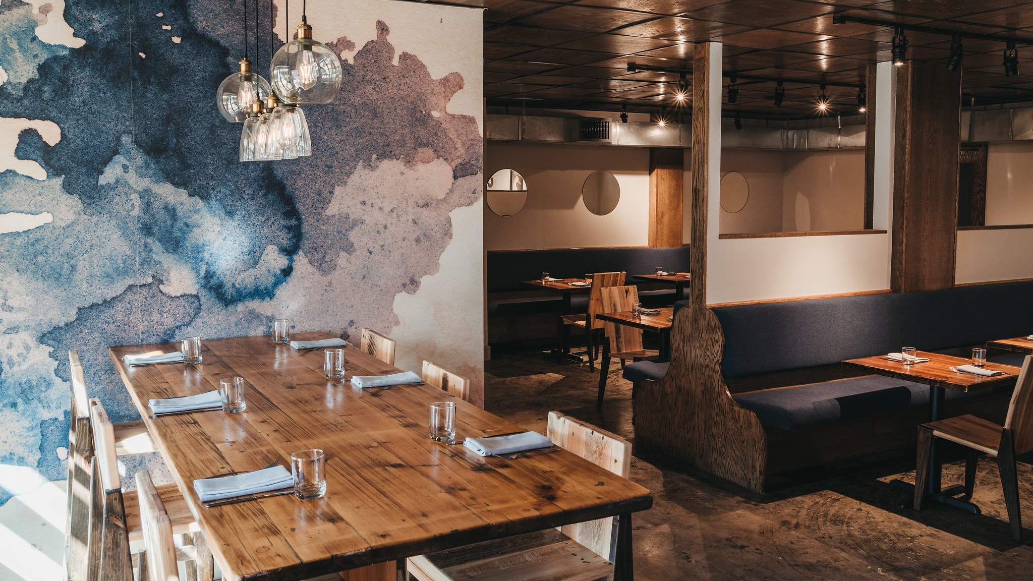 Intero's interior is intimate and inviting, allowing for a great dining experience. Courtesy photo