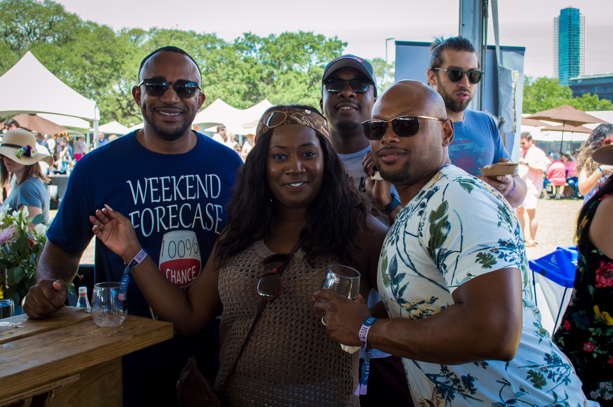 One of the best parts of the festival is the Black Texas recap, which features photos of some of our favorite people from the festival as much more. Photo by Nick Bailey