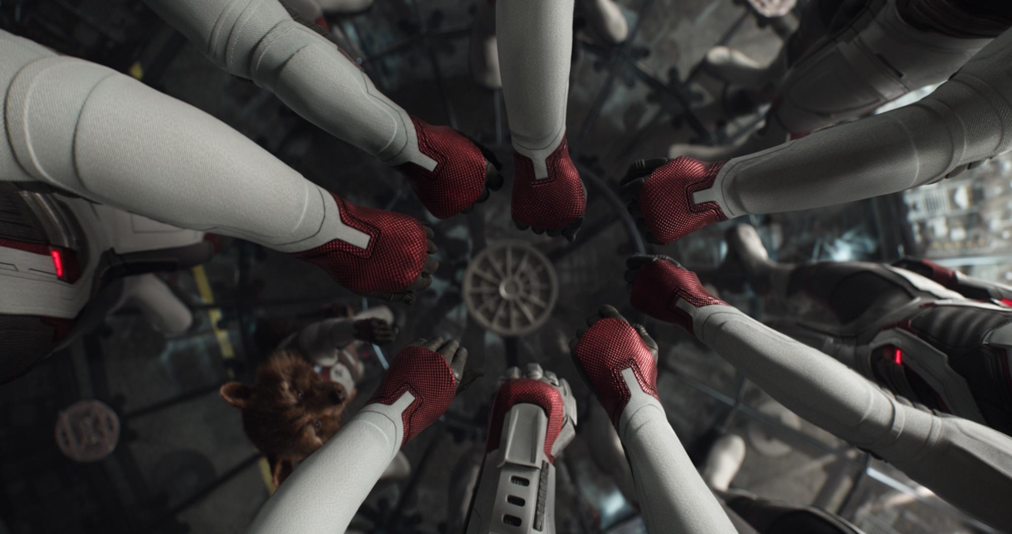 Marvel Studios' AVENGERS: ENDGAME..Photo: Film Frame..©Marvel Studios 2019