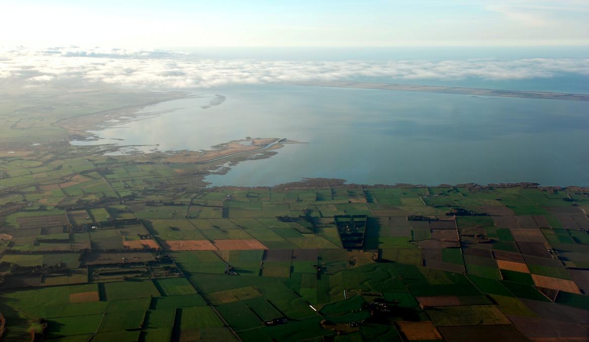 Arial view of lake Ellesmere.png