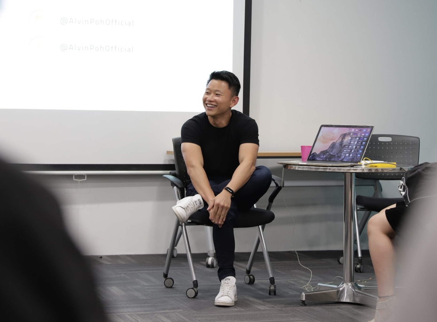 NewYork.SG's technology chief shares his latest pursuit to empower Singapore's youth - JUL 7, 2019