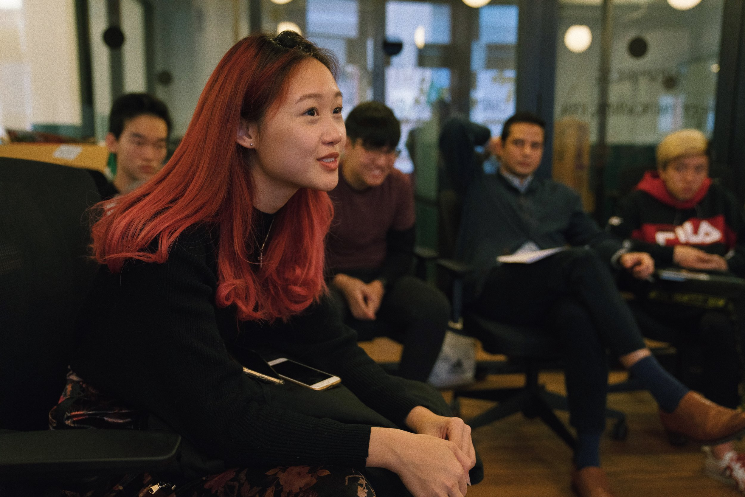 A Straits Times report on the NewYork.SG Initiative for young Singaporeans and PRs - JUL 9, 2019