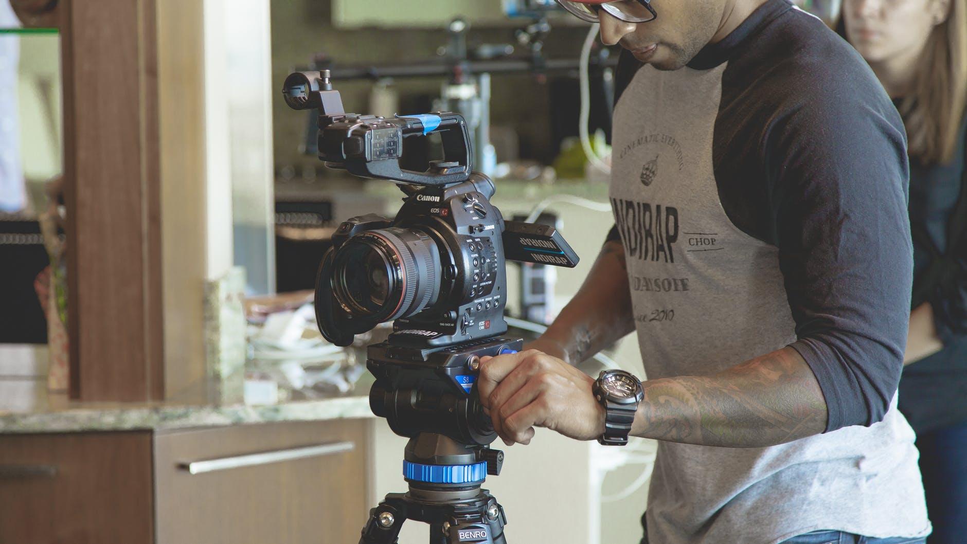Videographer -