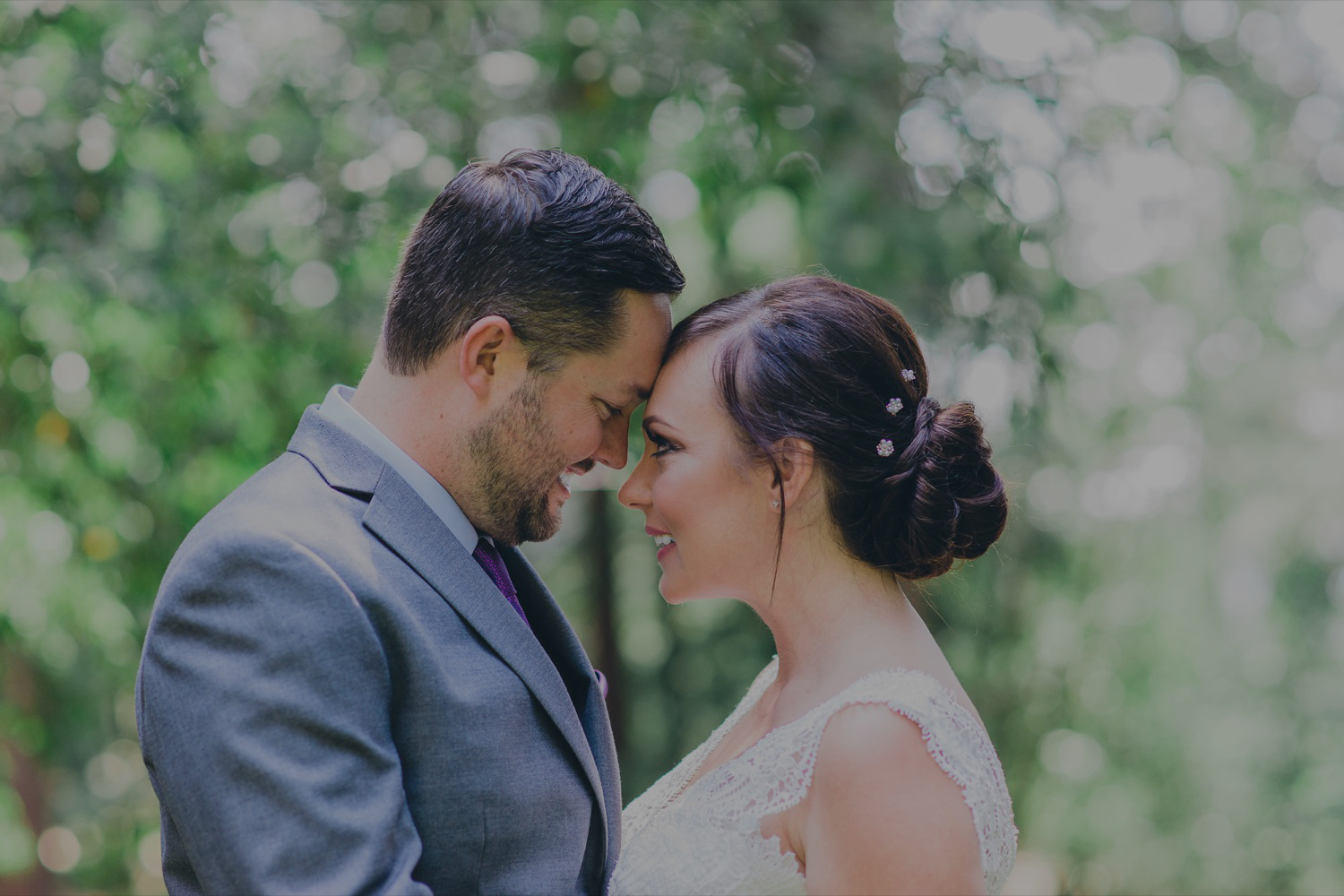 Vows With The Evergreen Forest -