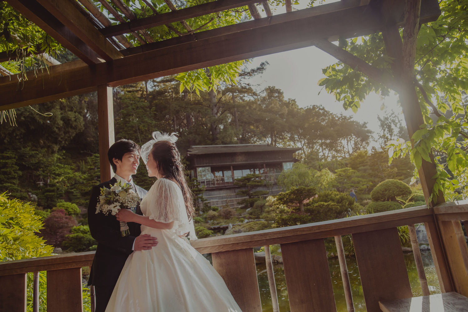 The Wedding On Mother's Day -