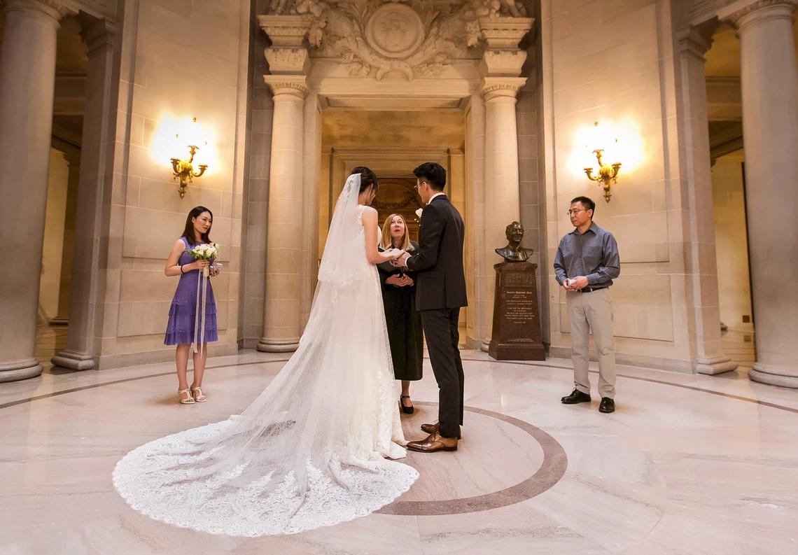 Wedding City-Hall