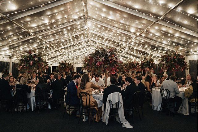 Moody receptions...yes please!