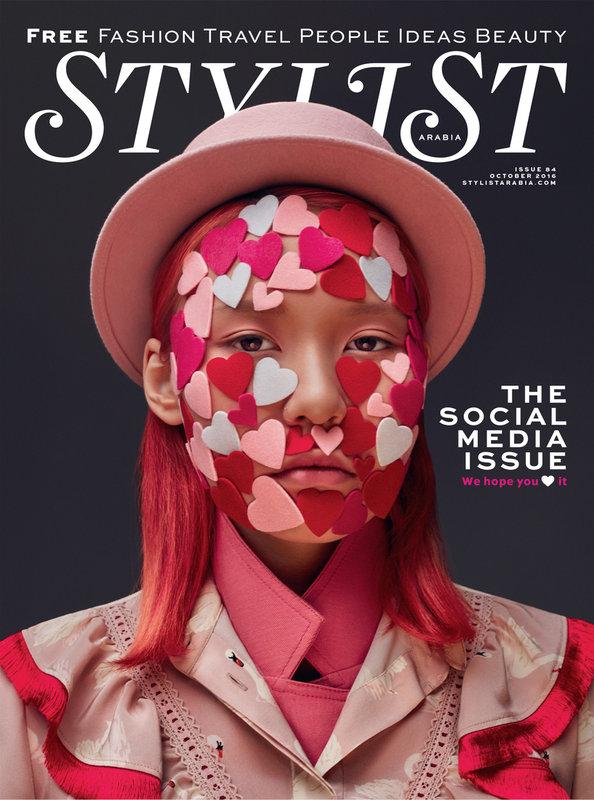 The Social Media Story - Stylist Magazine